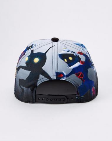 Kingdom Hearts Snapback Hat 4