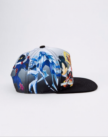 Kingdom Hearts Snapback Hat 2