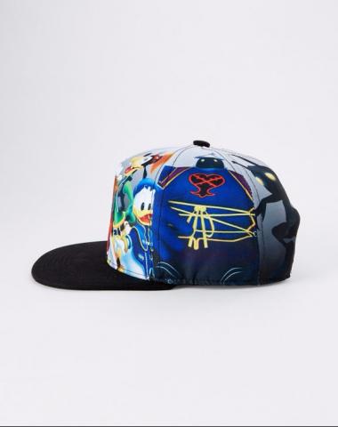 Kingdom Hearts Snapback Hat 3