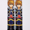 Kingdom Hearts Sora crew socks 1