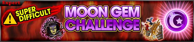 moon Gem challenge