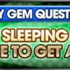 weekly Gem quest jan15