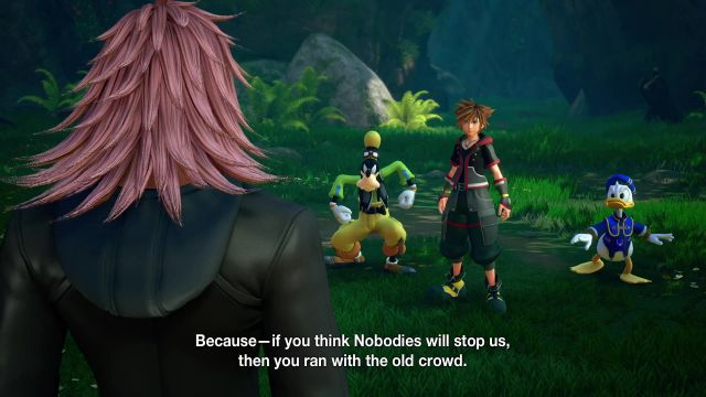 KINGDOM HEARTS III €� D23 Expo Japan 2018 Monsters, Inc. Trailer 058