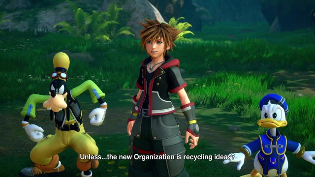 KINGDOM HEARTS III €� D23 Expo Japan 2018 Monsters, Inc. Trailer 064