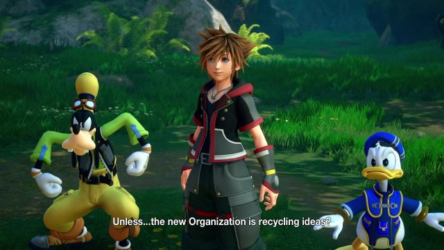 KINGDOM HEARTS III €� D23 Expo Japan 2018 Monsters, Inc. Trailer 060