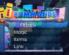 command menu