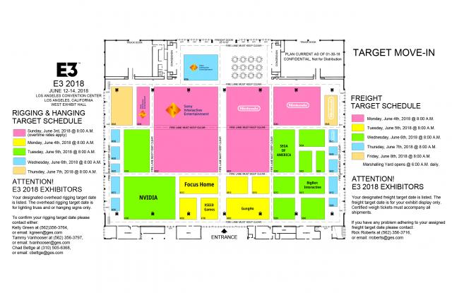 floor plan - west hall