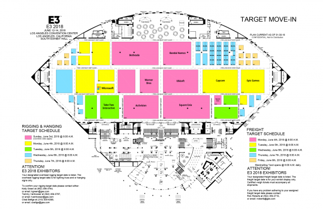 floor plan - south hall