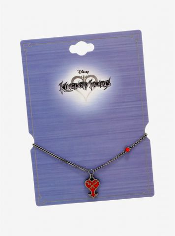 Heartless Necklace