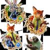 zootopia medals