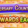 2nd anni countdown Na