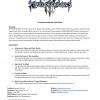 KINGDOM HEARTS III Fact Sheet 1