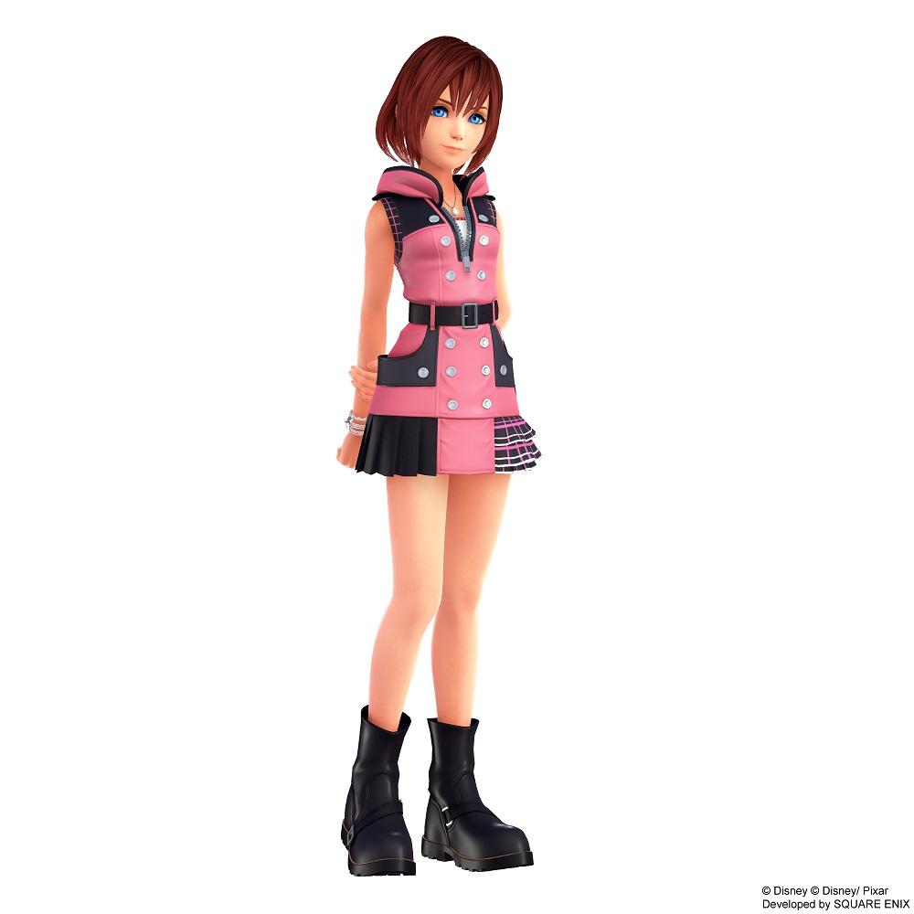 KH3 E32018 Character Kairi