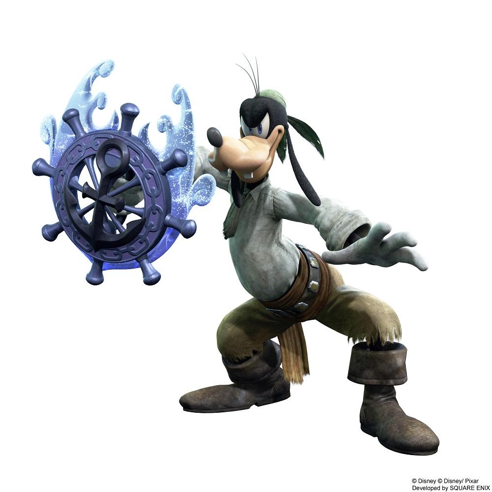 KH3 E32018 Character Caribbean Goofy