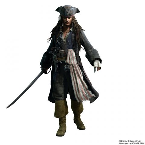 KH3 E32018 Character Jack