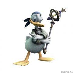 KH3 E32018 Character Caribbean Donald