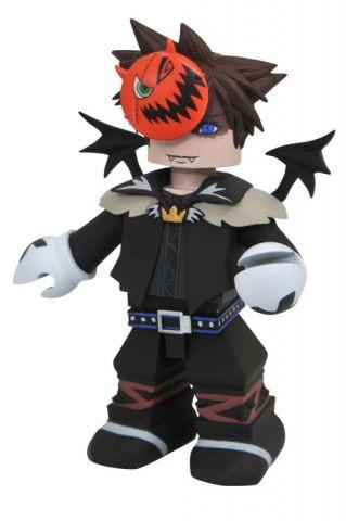 KH Vinimates Halloween Town Sora