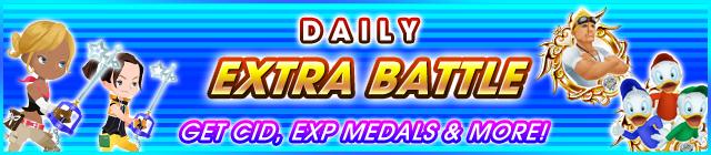daily extra battle Ev
