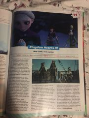 GameInformer July 2018 Article
