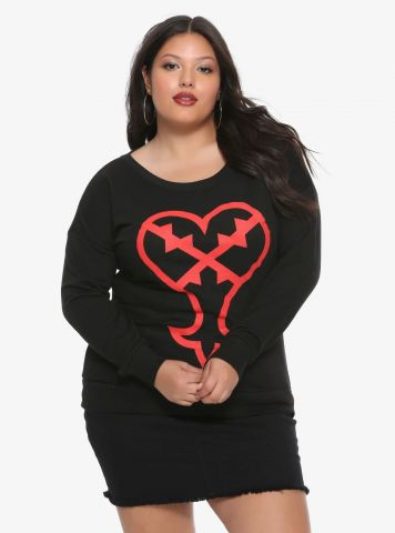 Heartless Sweater Hot Topic