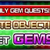 monthly Gem quest Aug