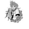 trait medal 32 toon roxas And pals