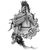 trait medal 36 Hd Ira exmod