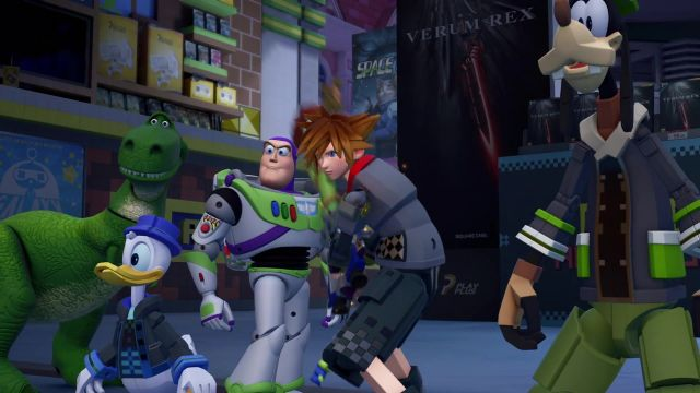 【KINGDOM HEARTS III】TGS 2018 Trailer Short Ver. 102