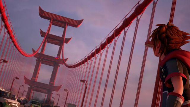【KINGDOM HEARTS III】TGS 2018 Trailer Short Ver. 030