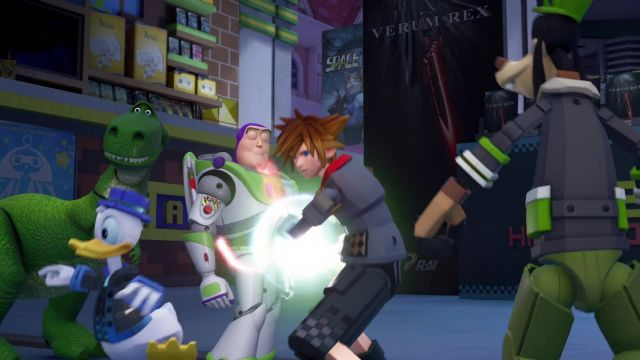 【KINGDOM HEARTS III】TGS 2018 Trailer Short Ver. 100