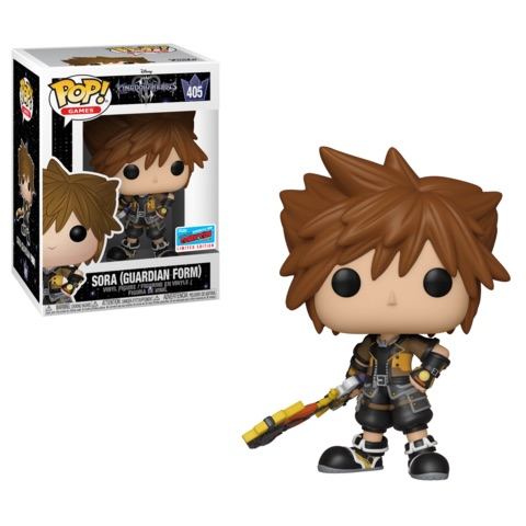 KH3 Sora Guardian Form Pop