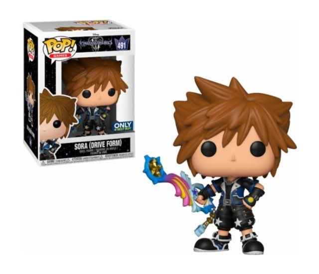 KH3 Sora Drive Form Pop