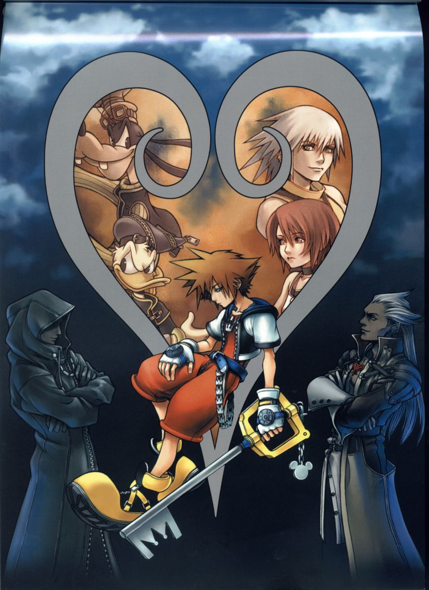 Even kingdom hearts