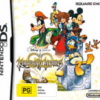Australian Cover Art Kingdom Hearts Re:coded