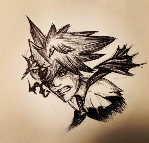 Halloween Sora - Ink