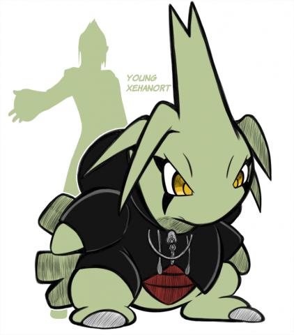 Pocket Monsters of Organization XIII: Young Xehanort