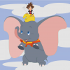 Sora And Dumbo