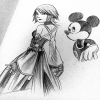 Aqua Disney-ish Style