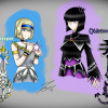 Oathkeeper And Oblivion - Personifications