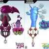 Keyblade Set   Nickelodeon 1
