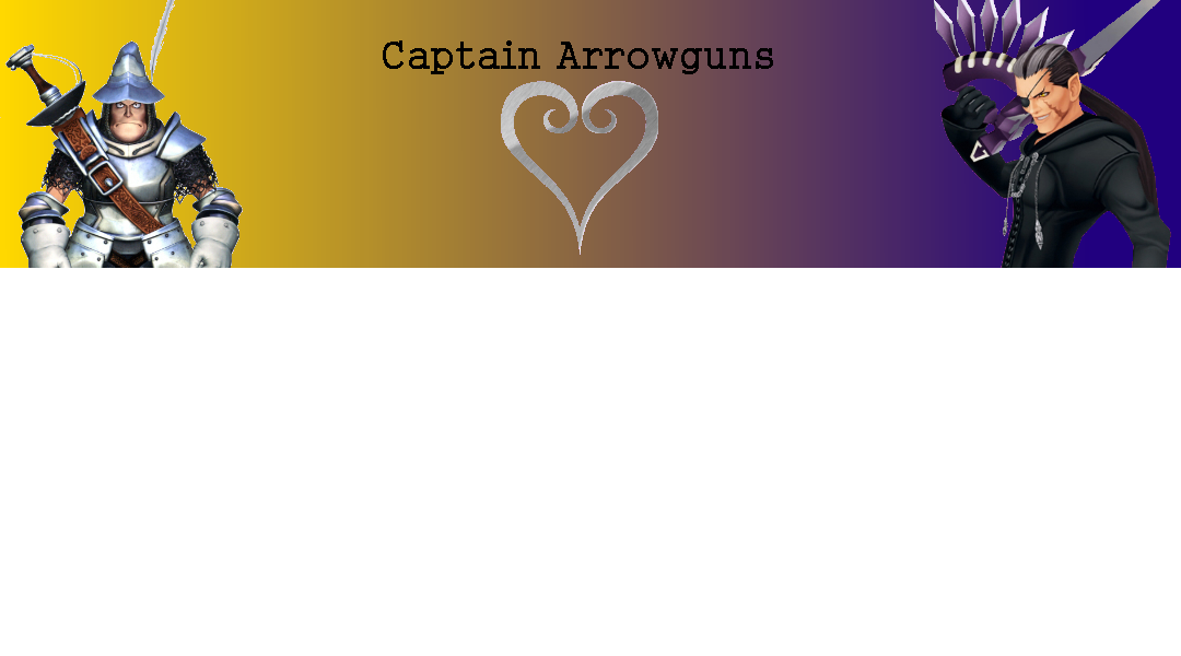 Captain Arrowguns Signature #1