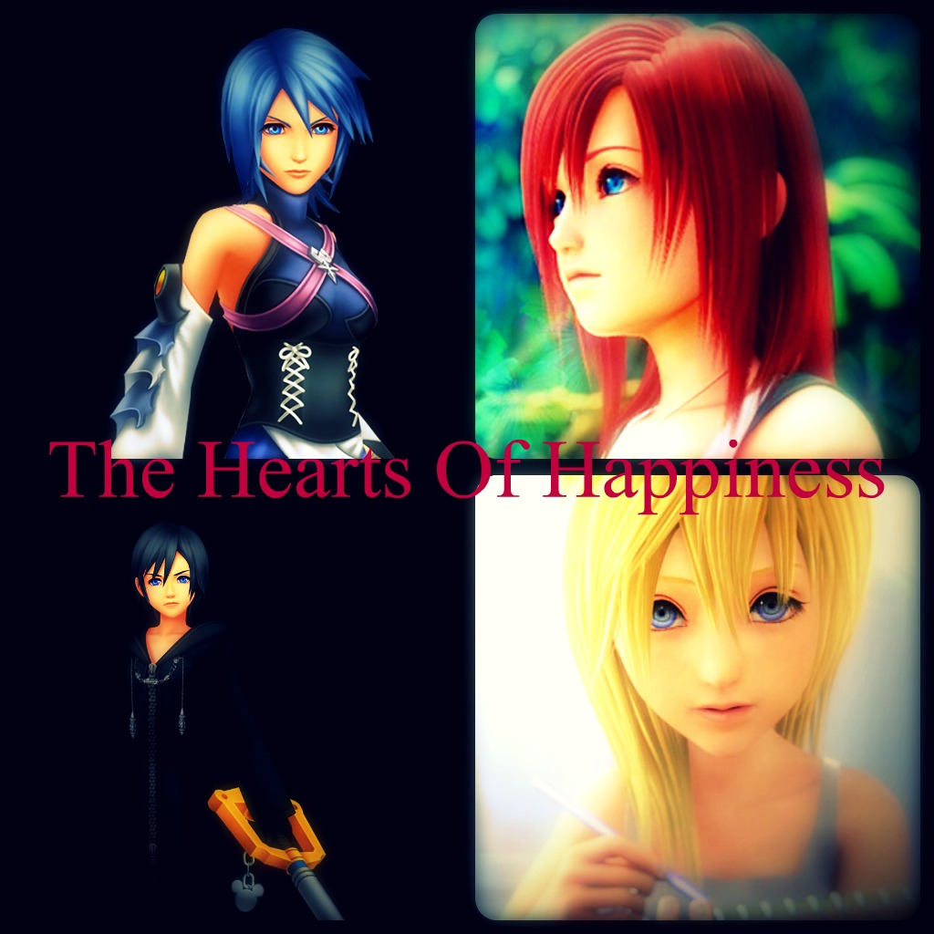 Kingdom Hearts Girls!!