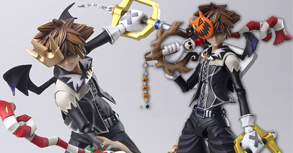 Update Kingdom Hearts Ii Halloween Town And Christmas Town Sora