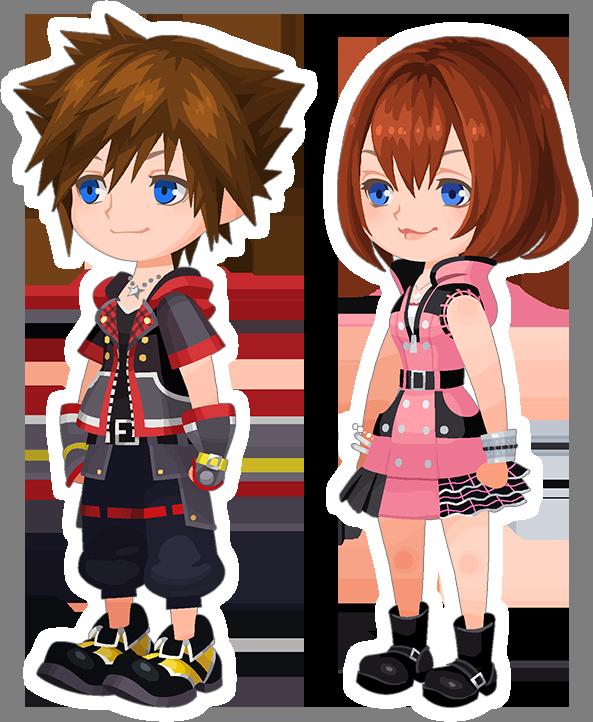 Kingdom Manga Next Release: Kairi's Kingdom Hearts III Design Revealed