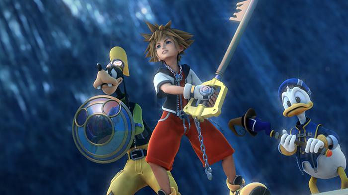 2014-10-03 Kingdom Hearts HD 2.5 ReMIX