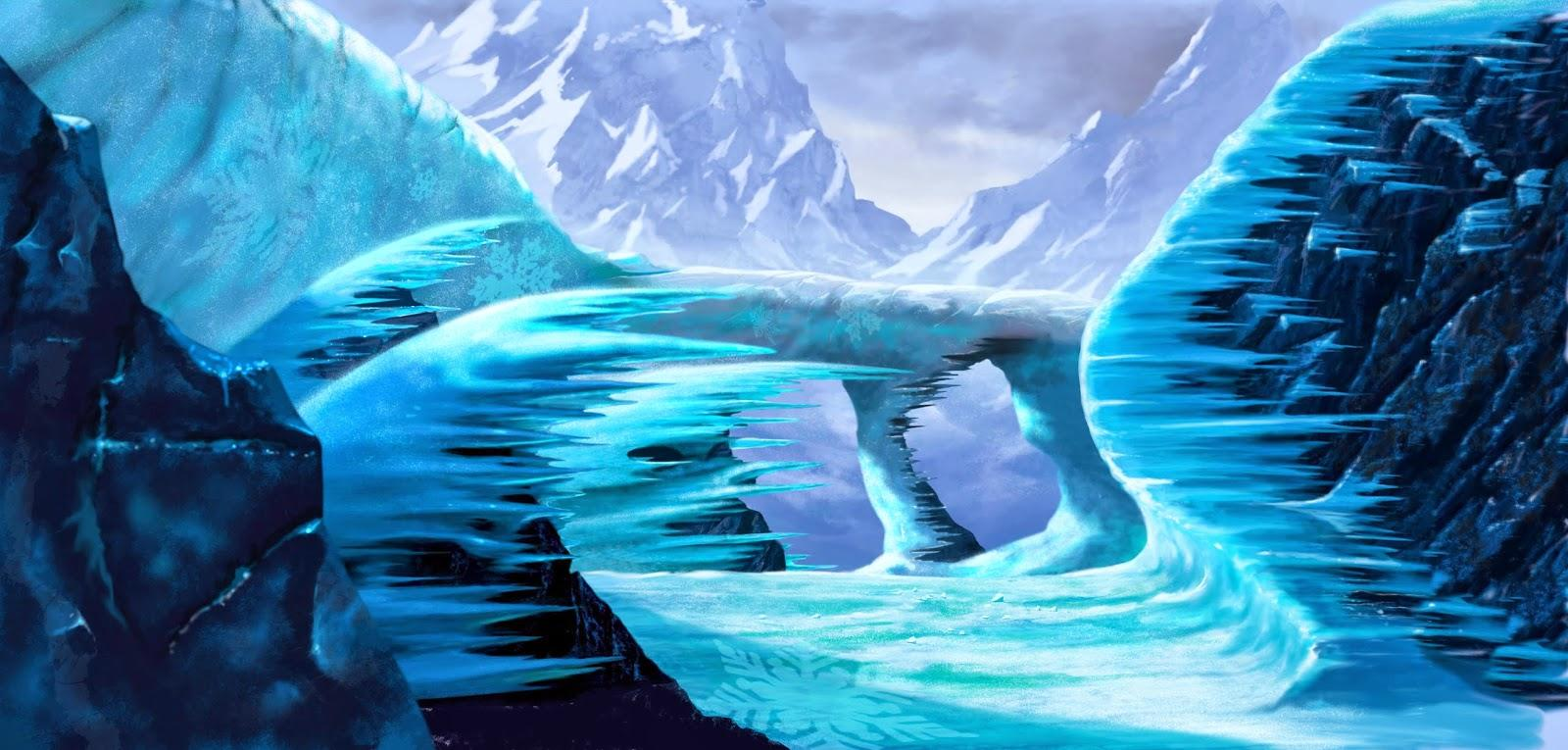 Frozen (Cancelled Kingdom Hearts game concept art)