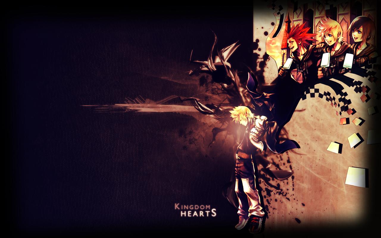 Kingdom hearts 3583 days [remixed1] wallpaper