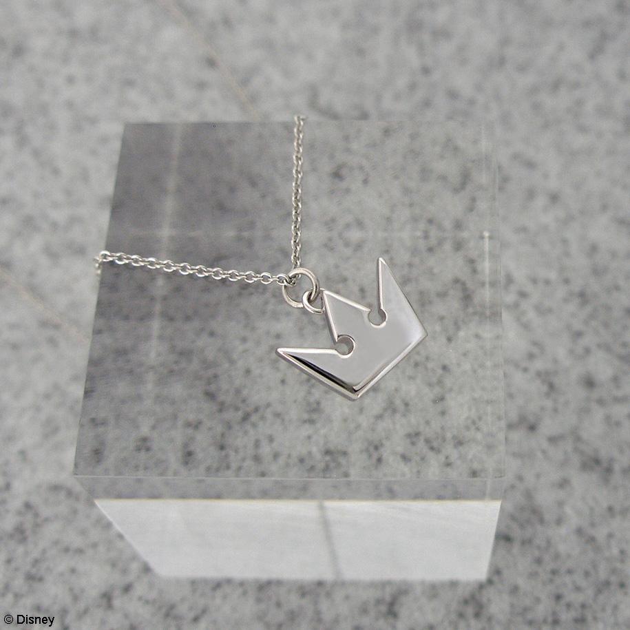 Silver Charm Necklace Sora
