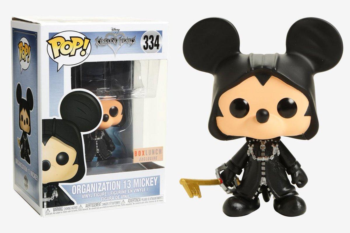 Funko Pop! Vinyl Organization XIII Mickey