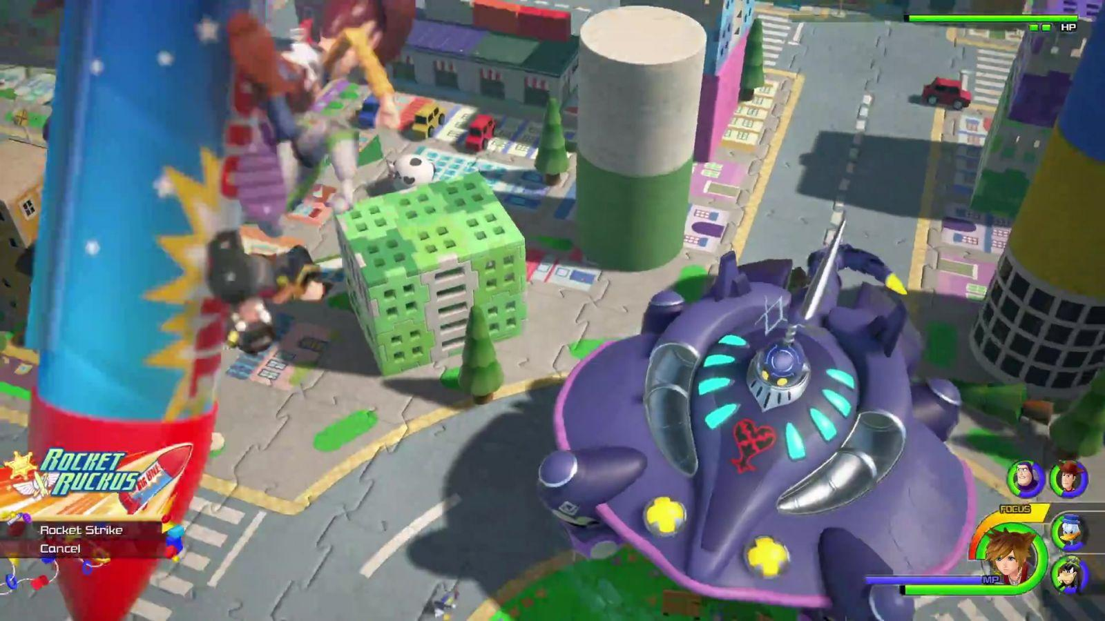 KINGDOM HEARTS III �� D23 Expo Japan 2018 Monsters, Inc. Trailer 350